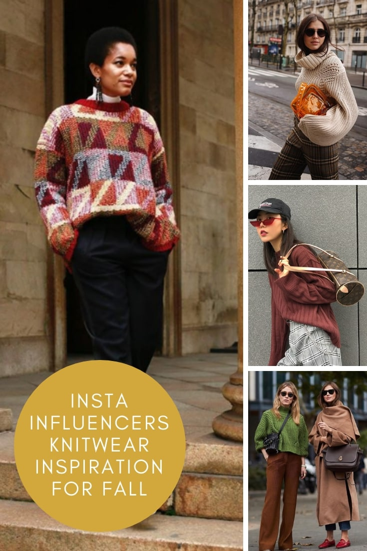 Fall outfit ideas from Instagram fashion influencers