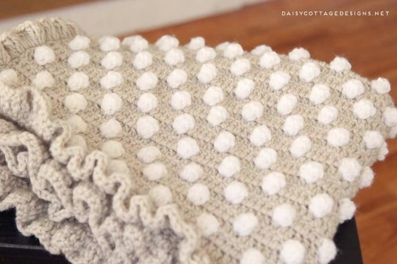 Crochet Baby Blanket Patterns | Free Knitting Patterns | Handy Little Me