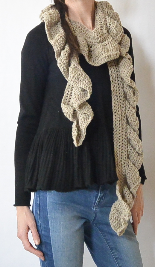 Crochet Scarf Patterns Free Knitting Patterns Handy Little Me