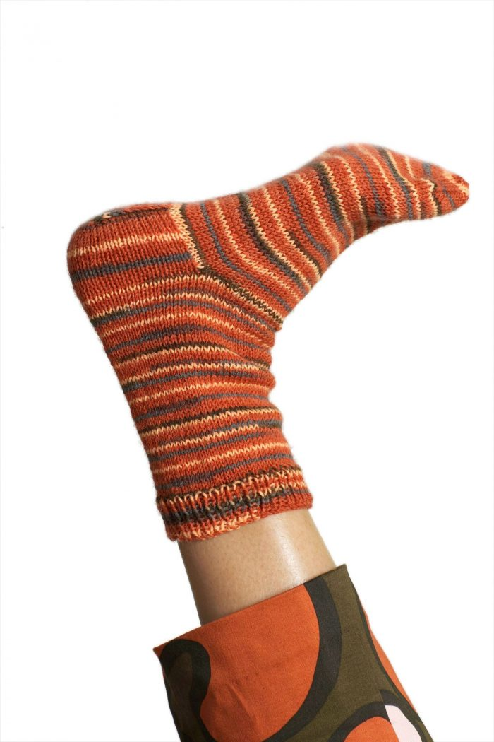 Knit-Pattern-Basic-Socks