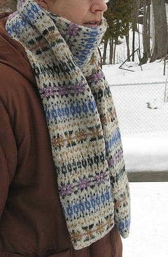 Hermione's scarf