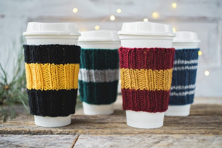 Harry Potter cup cosy