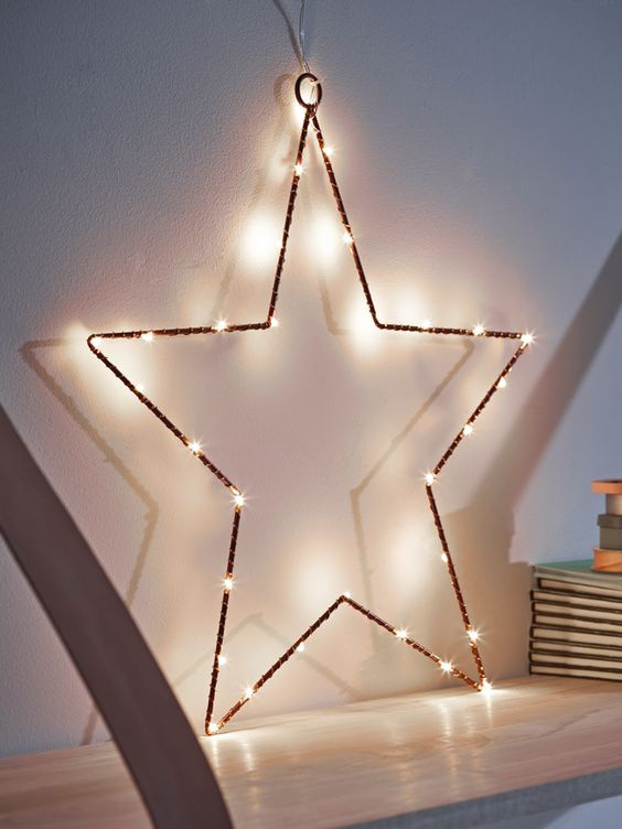 star light for the nursery