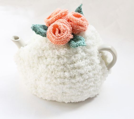 Free Knitting Pattern For A Tea Cozy Free Knitting Patterns