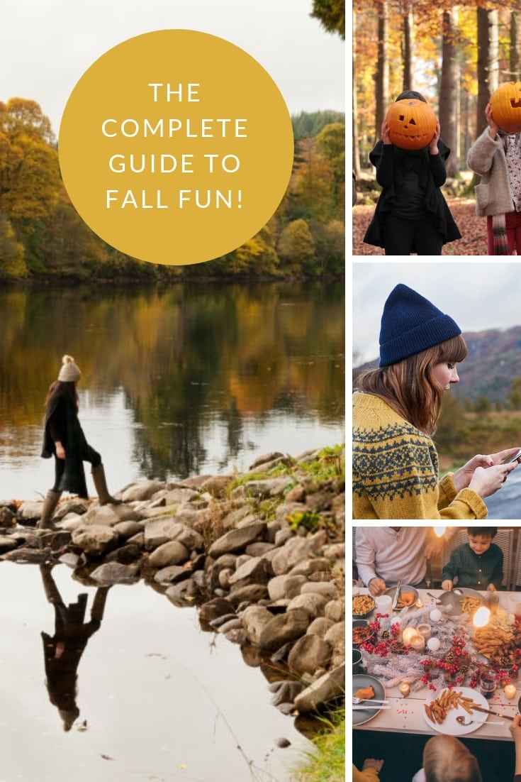 Fall activities for adults