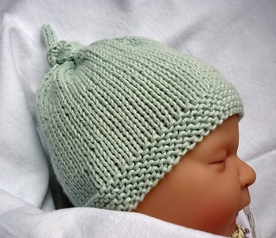 Quick+baby+hat+knitting+patterns