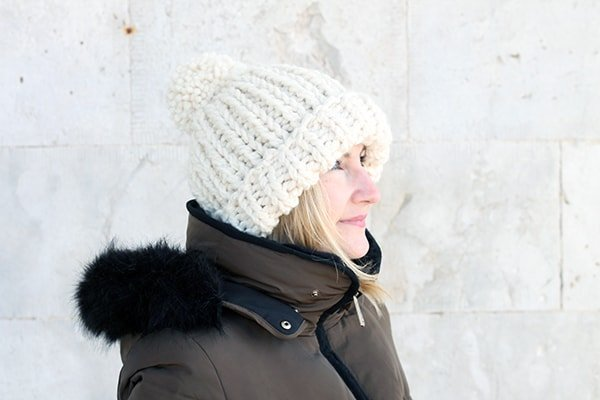 chloe kim hat pattern