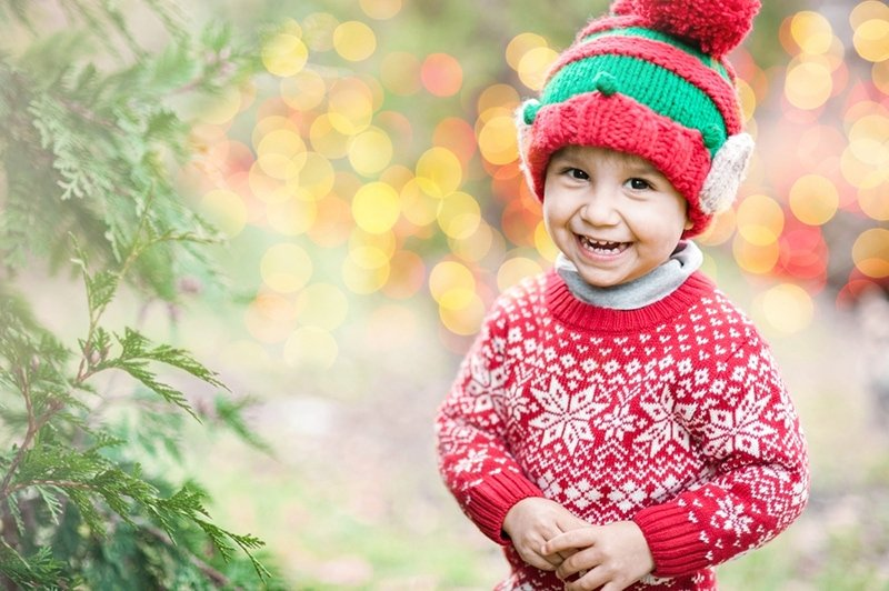 Christmas Knitting Patterns For Kids