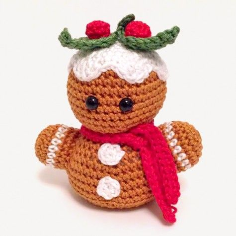 crochet+gingerbread+man