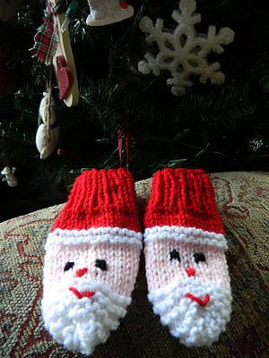 Christmas Knitting Patterns For Babies Free Knitting Patterns