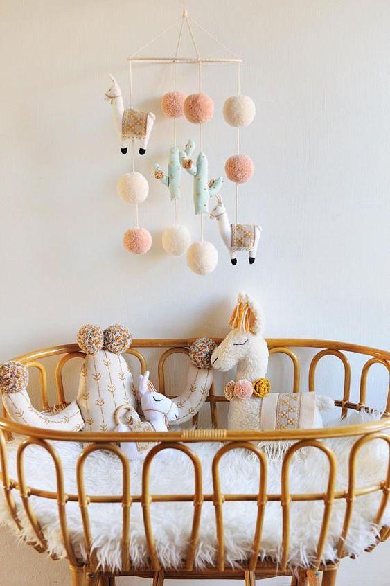 mobiles for kids rooms free knitting patterns handy little me. Black Bedroom Furniture Sets. Home Design Ideas
