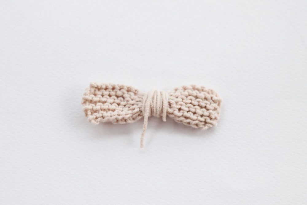 knitted-bow-pattern