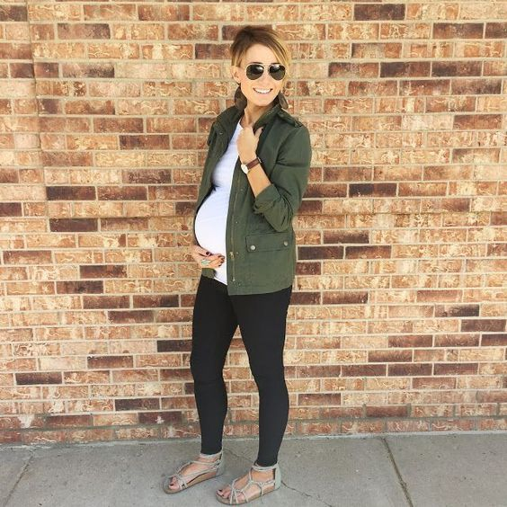 maternity fall outfits