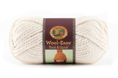 Lion Brand Wool Ease Thick and Quick - Fisherman