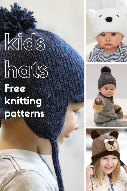 84577ef79d0 Kids Hat Patterns