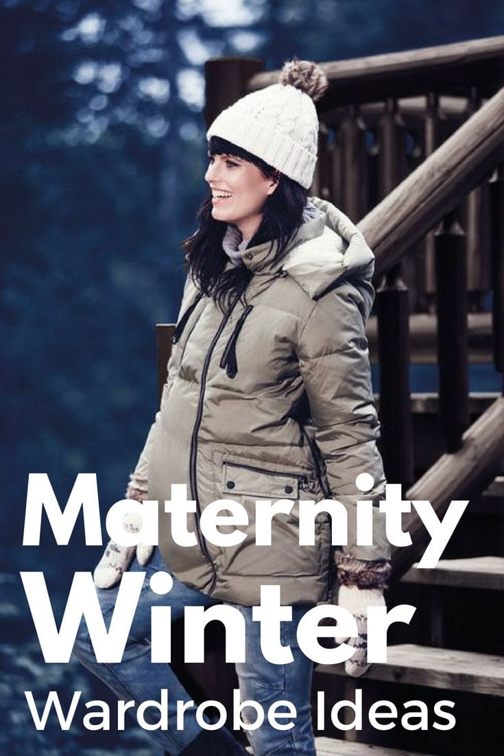 Maternity capsule wardrobe ideas