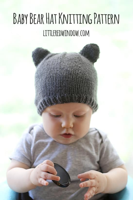 Kids Hats Knitting Patterns | Free Knitting Patterns | Handy Little Me