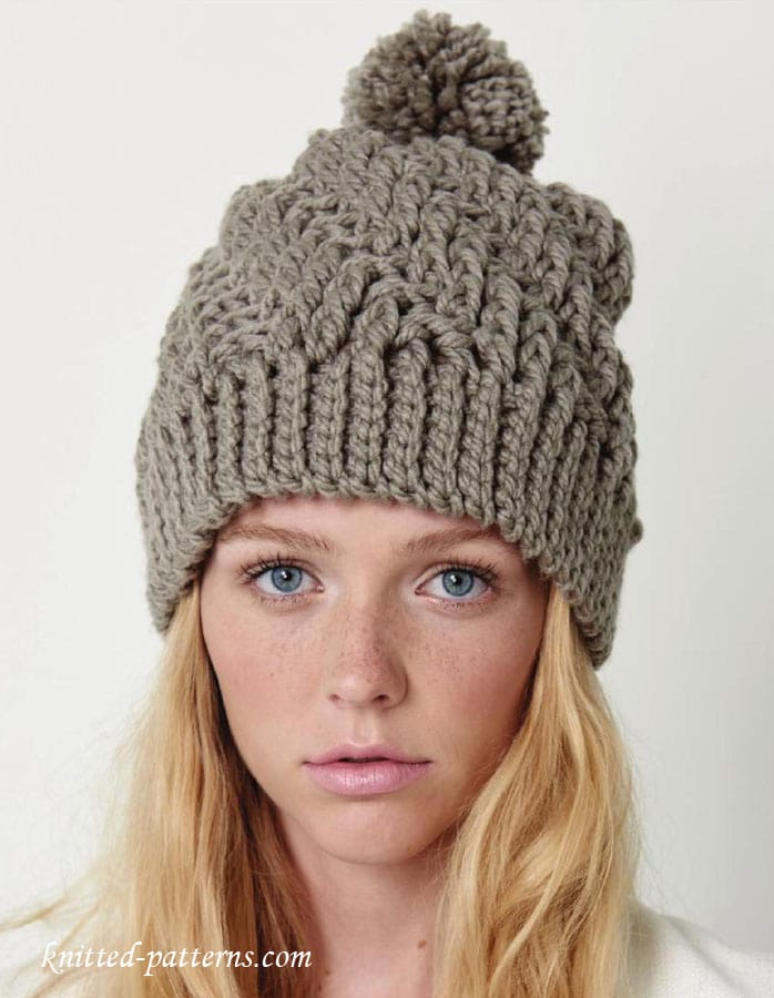 Free Crochet Hat Patterns Free Knitting Patterns Handy Little Me