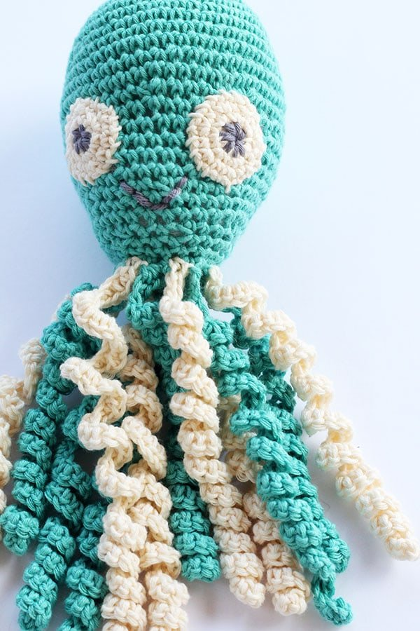 Crochet Octopus Free Knitting Patterns Handy Little Me Enchanting Octopus Crochet Pattern