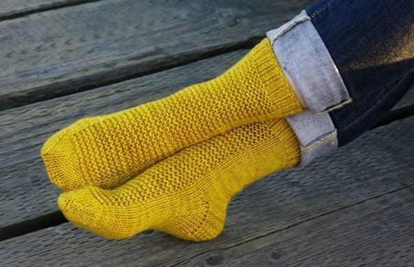 fall knitting patterns including socks
