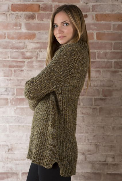 Oversized Sweater Free Knitting Patterns Handy Little Me