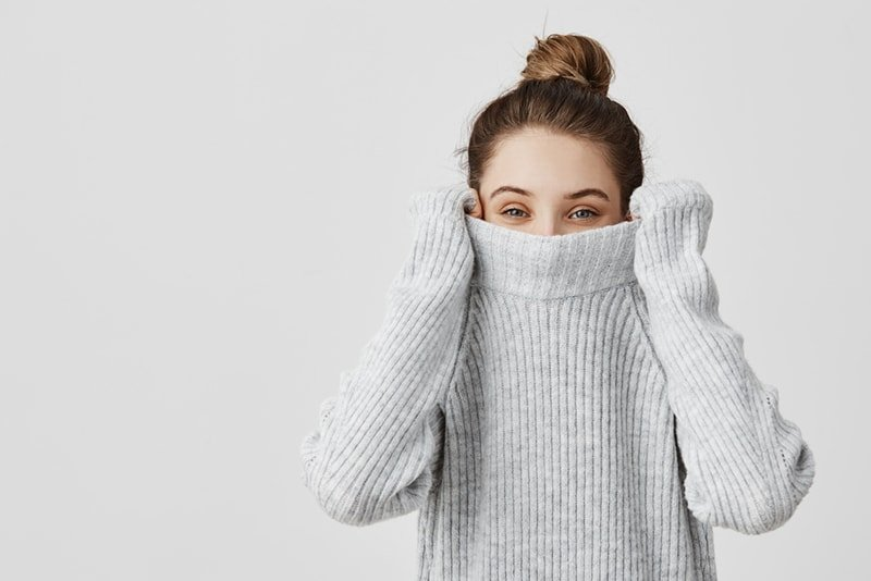 8 Stylish Ideas For Your Fall Oversized Knits. oversized sweater ... 6d72a2b73