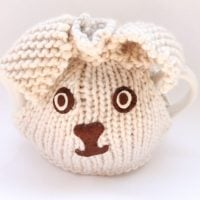 Bunny Tea Cosy Knitting Pattern PDF Download | Handy Little Me