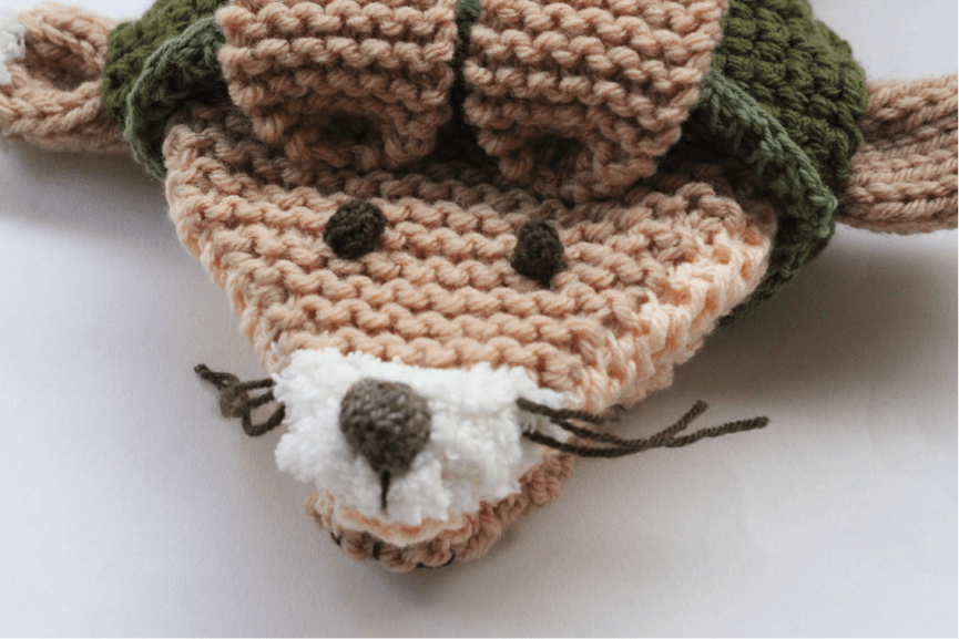 Animal Hand Puppet Free Knitting Pattern Free Knitting Patterns