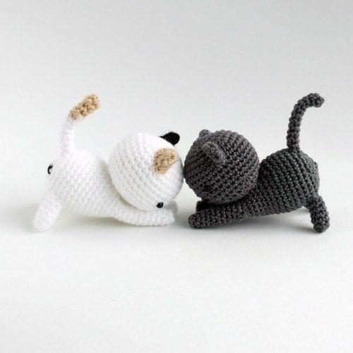 amigurumi-crochet-cats