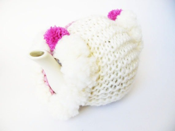 Pom Tea Cosy Knitting Pattern Free Knitting Patterns Handy Little Me