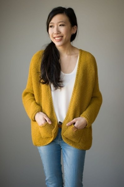 Roundup Sunny Makes In Marigold Free Knitting Patterns Handy