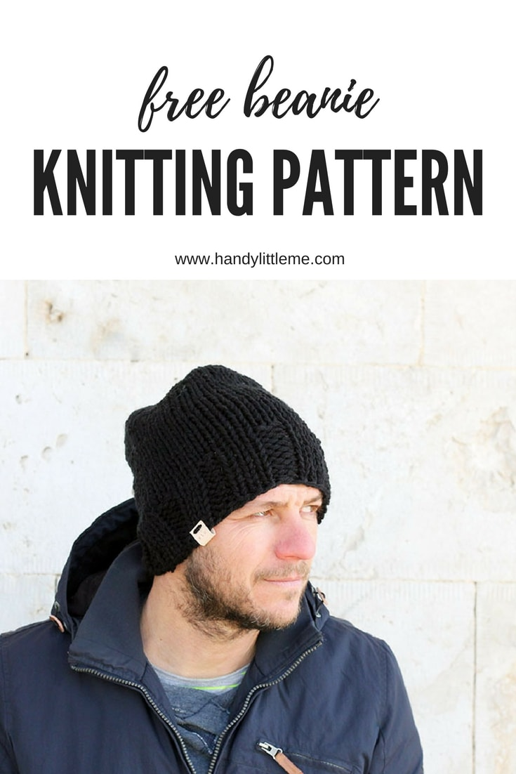 The Diomedes Beanie Hat Knitting Pattern | Free Knitting Patterns ...