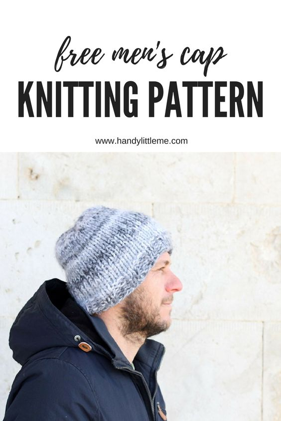 The Fotios Hat Knitting Pattern