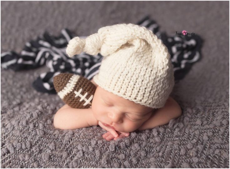 Newborn Prop Hat Knitting Pattern
