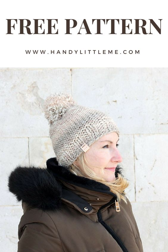 The Astraia Hat Knitting Pattern
