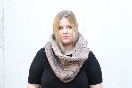 snood knitting pattern
