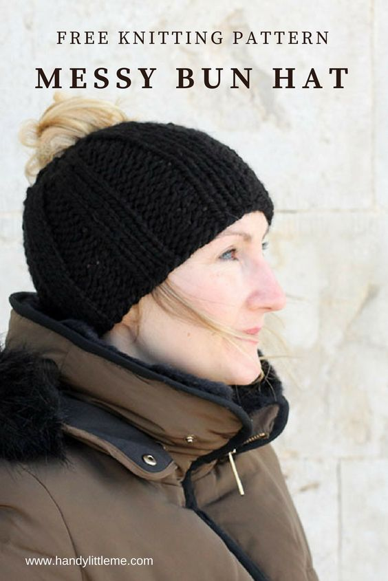 Free Hat Knitting Patterns t
