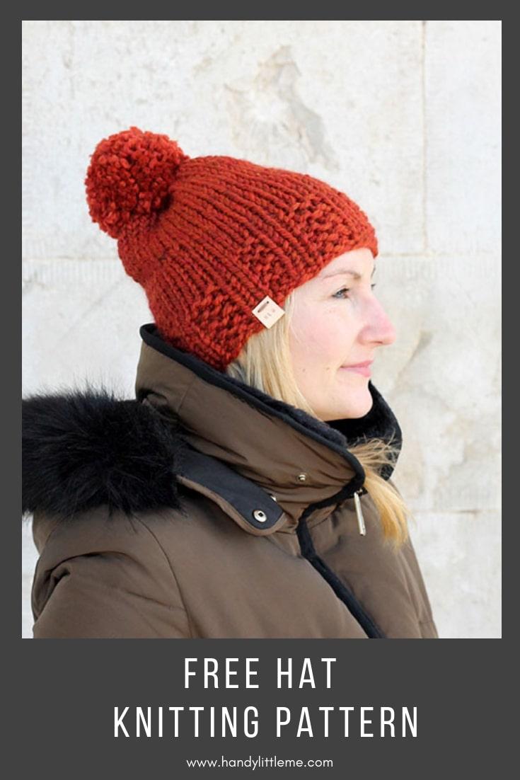 Ginger spice hat