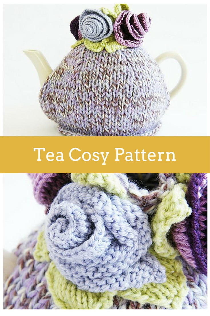 Tea cosy knitting pattern