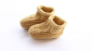Baby Booties Pattern | For Beginners