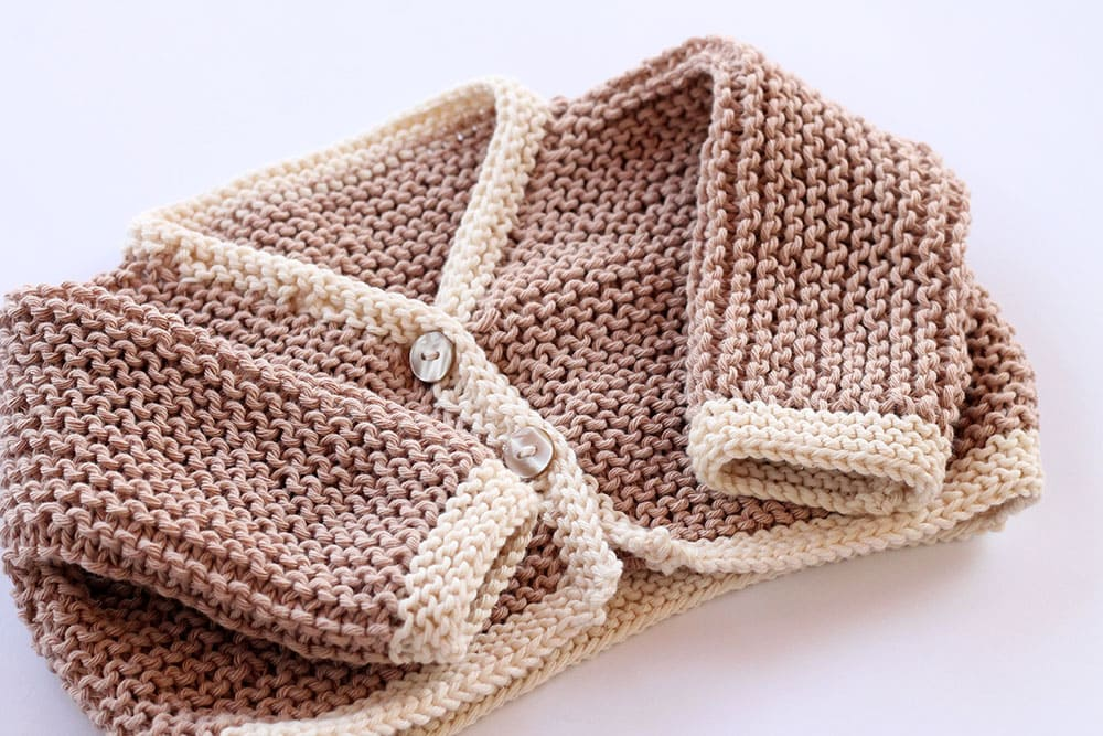 Easy baby knitting patterns