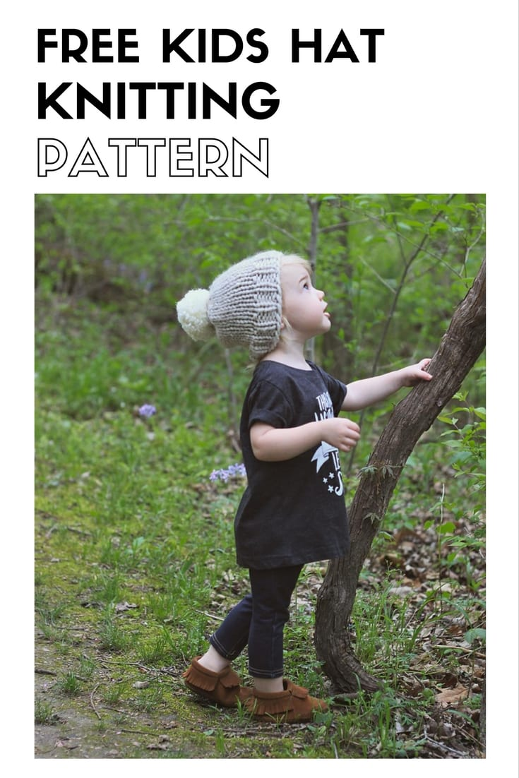 FREE KIDS HAT