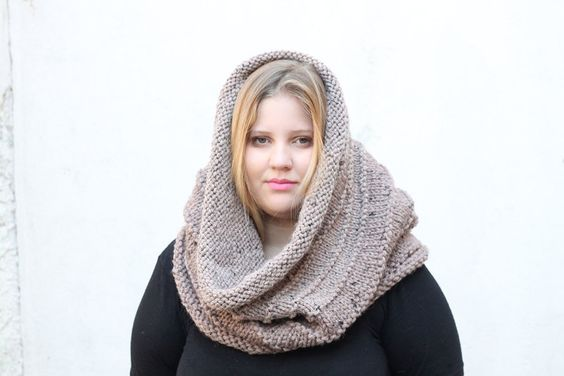 Snood Knitting Pattern The Kallisto Free Knitting Patterns
