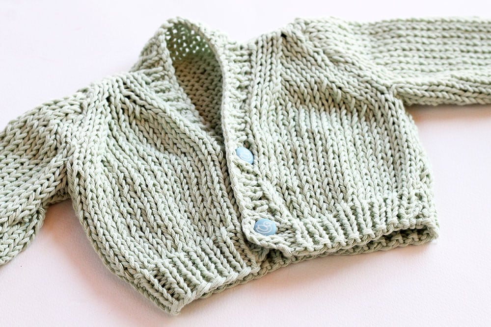 Baby Cardigan Pattern | Free Knitting Patterns | Handy ...