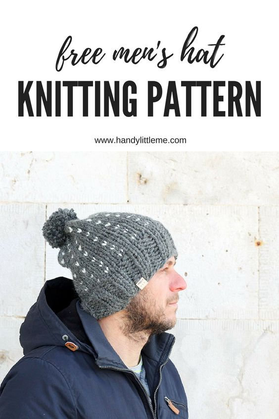 The Heracles Hat Knitting Pattern | Free Knitting Patterns | Handy ...