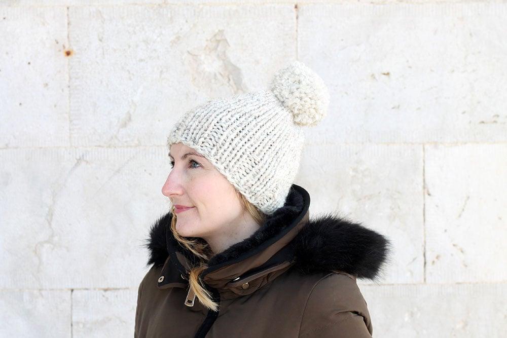 The Athena Hat Knitting Pattern Free Knitting Patterns Handy