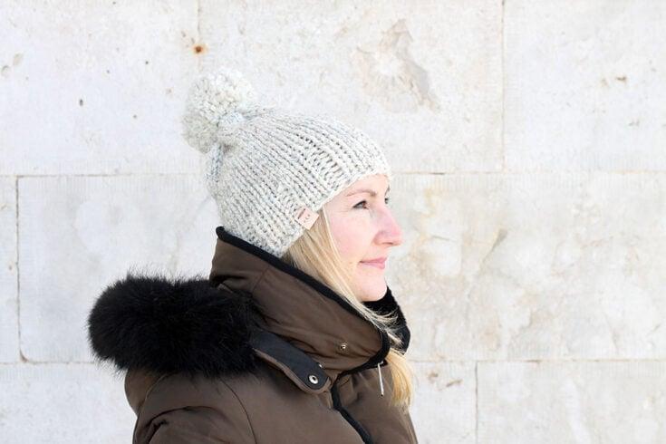 The Athena Hat Knitting Pattern