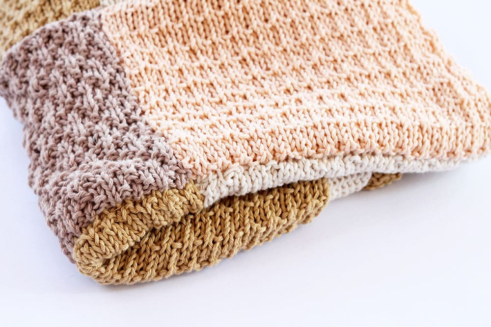 Cotton Baby Blanket Knitting Pattern Free Knitting Patterns