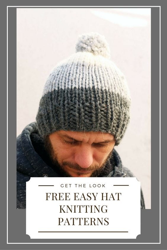 7f97d1eb5ab30 The Hektor Hat Knitting Pattern