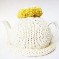 Simple Tea Cosy Knitting Pattern PDF Download | Handy Little Me